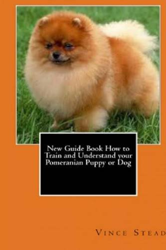 New Guide Book How To Train And Understand Your Pomeranian Puppy Or