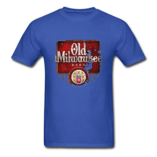 DUDUco Men's Old Milwaukee T-Shirts - Old Milwaukee Light Shopping Results