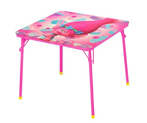 Universal DreamWorks Trolls Table and Chair Set (3 Piece) by Universal (Image #2)