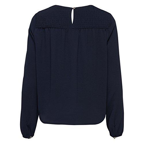 Only - Camiseta - para mujer Azul