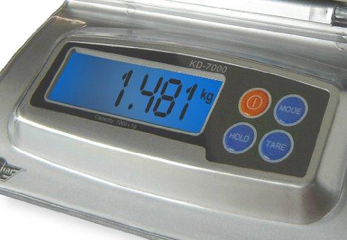 balance de cuisine pro 7000 gr précision à 1g - boulangeries ... - Balance De Cuisine Professionnelle