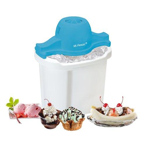 MaxiMatic EIM-404 Mr Freeze Electric Ice Cream Maker, 4-Quar