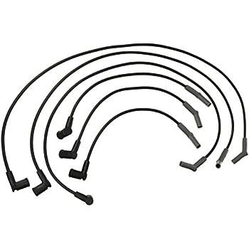 Amazon Com Motorcraft Wr 6117 Spark Plug Wire Kit Automotive