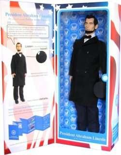 Review Abraham Lincoln Talking Action