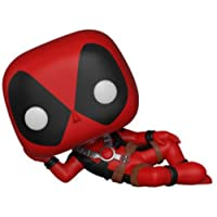 Funko Pop Marvel - Sexy Deadpool Collectible Figure, Multicolor