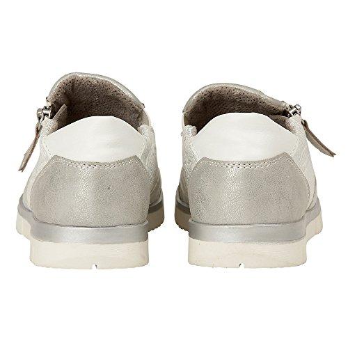 Lotus Marigold Women's Casual Slip On Shoes silver Hahf7kuIy3