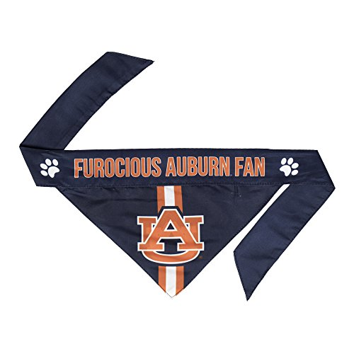 NCAA Auburn Tigers Pet Bandanna, ()