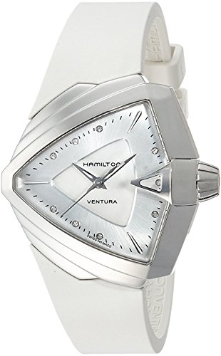 HAMILTON watch Ventura Lady diamond 9P H24251399 Ladies