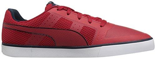 Puma Mens Rbr Wings Vulc Fashion Sneaker Cinese Rosso-totale Ec