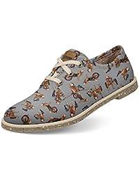 Sapato Usthemp Legend Vegano Casual Estampa Troy