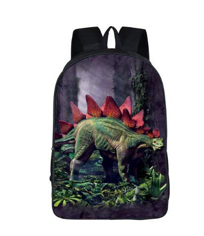 16 Inch Dragon Dinosaur Unicorn Backpack for Teenager Animals Backpacks Kids Schoolbags Boys School Bags Daily Backpack Book Bag 5E and Dragons Books by SARIN EASH