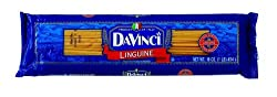 Davinci Pasta, Long Cuts, Linguine, 16 Ounce Bags (Pack Of 20)
