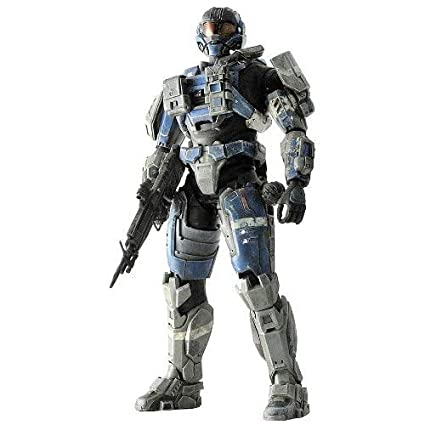 "Amazon.com: ThreeA Juguetes Comandante Carter ""Halo ..."