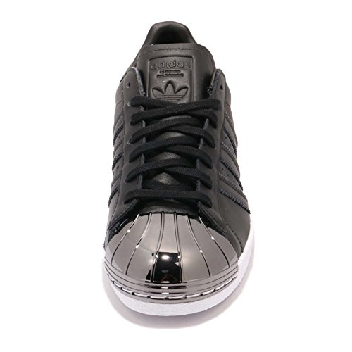 Adidas Women's Superstar 80S MT W, CORE Black/CORE Black/Footwear White