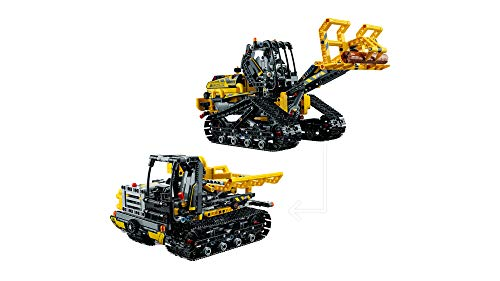 41cA2njlY2L - LEGO Technic Tracked Loader 42094 Building Kit , New 2019 (827 Piece)
