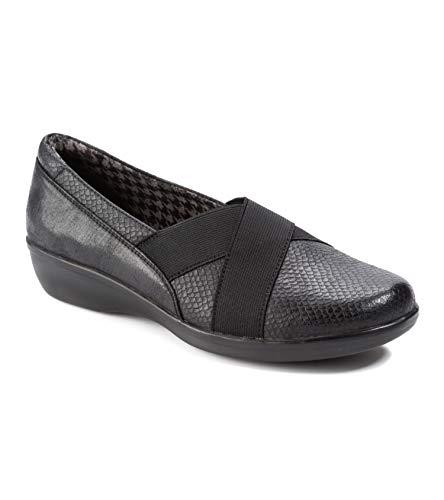 Wear.Ever. Darlinda Women's Flats & Oxfords Black Size 6 M (WR11813)
