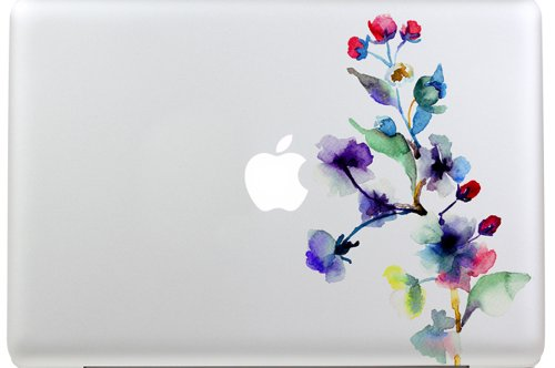 Lovedecalhome Macbook Colors Sticker Partial