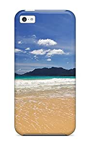 Durable Protector Case Cover With Panoramic Hot Design For Iphone 5c