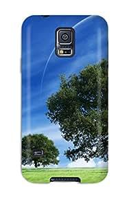 Premium Durable Sunny Breeze Fashion Tpu Galaxy S5 Protective Case Cover