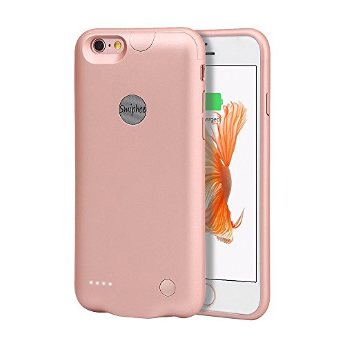 charging case for iphone 6 iphone 6 6s battery smiphee 2500mah portable charging 1275