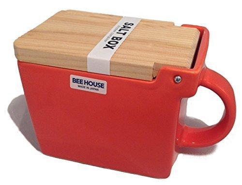 Bee House Salt Box (Carrot) (Salt Box Houses compare prices)
