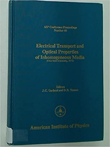 Electrical Transport and Optical Properties in Inhomogeneous Media