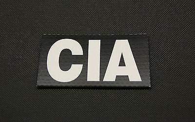 INFRARED CIA BLACK & WHITE IR PATCH