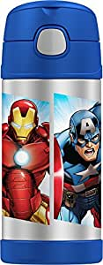Thermos Funtainer 12 Ounce Bottle, Avengers