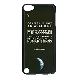 freedom Quotes iPod Touch 5 Case Black Egaer