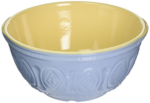 Tala 10B02011 Mixing Bowl, Blue/Cream
