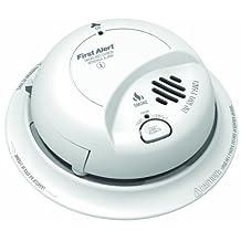 First Alert SC9120BCA Hardwire Combination Carbon Monoxide and Smoke Alarm