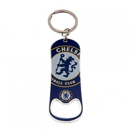 Amazon.com: Abridor de botellas llavero, diseño del Chelsea ...