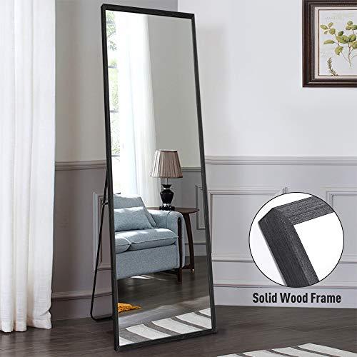 Solid Wood Frame Mirror - NeuType 65