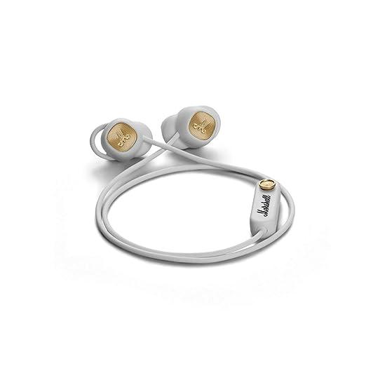 Marshall Minor II Bluetooth Kopfhörer Weiß