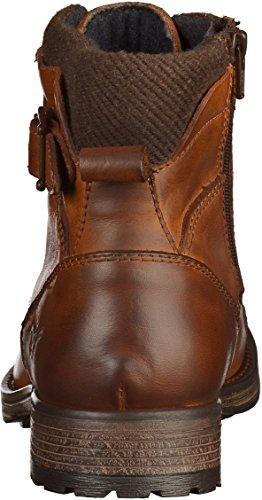 timeless design d357e 78ac1 Mustang Herren Boots - Braun Schuhe in Übergrößen, Größe:49