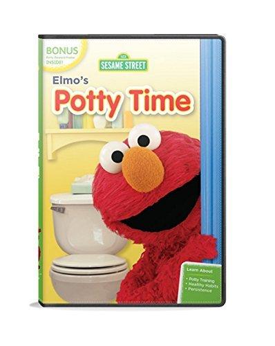 Elmo's Potty Time [DVD] [Region 1] [US Import] [NTSC]