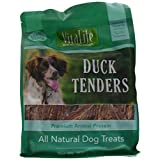 VitaLife Jerky Dog Treats - All Natural, Duck Tenders, 908 g