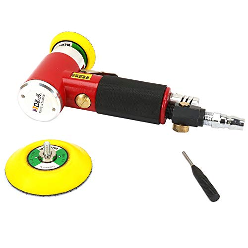 Air Sander Kit 2 3 Mini Pad Eccentric Orbital Dual Action Pneumatic Polisher Polishing Buffing Tools For Auto Body Work To Assure Years Of Trouble-Free Service Tools Power Tools