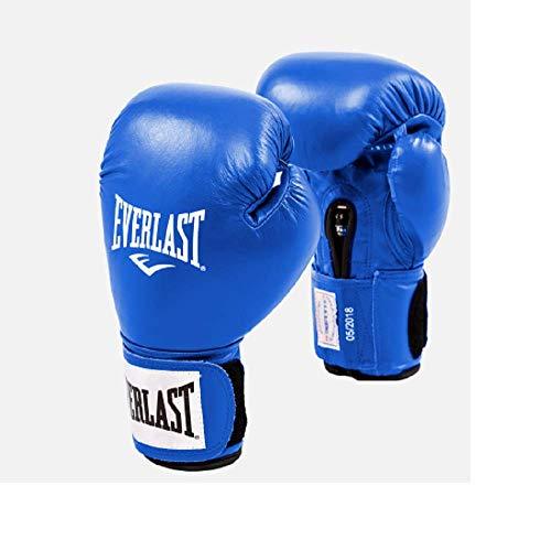 Everlast 641006-10 Amateur Competition Fight Gloves Blue 10 OZ