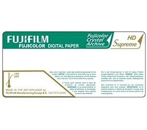 FUJIFILM Papel Fujifilm 203x80 brillante Crystal Archive Suprême HD x2 (15058)