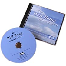 UK NHS WELLBEING RELAXATION CD for stress anxiety panic disorder, very effective sleep aid.