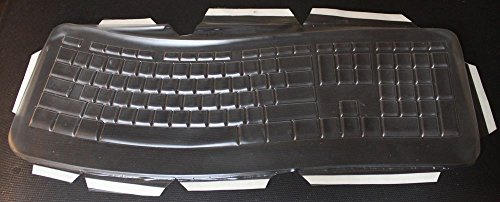 Viziflex's Keyboard cover for Microsoft Comfort Cu...