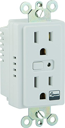 Ge Z Wave In Wall Smart Outlet