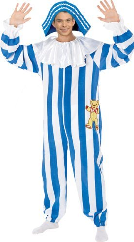 Andy Pandy Costume (Large Men's Andy Pandy Baby Costume)