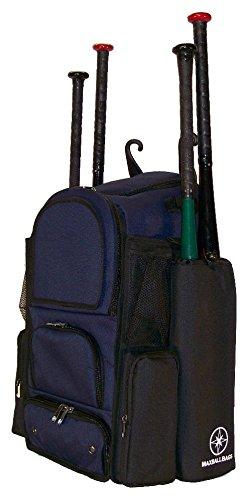 Amazon.com   MAXBALLBAGS New Teen Medium Vista M in Navy Blue and ... 738ee10c9b