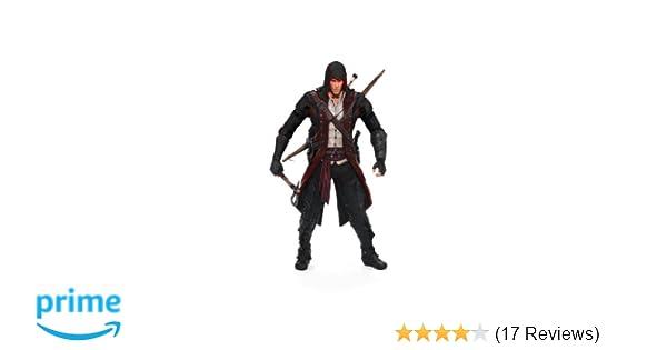 Amazon.com: McFarlane Toys Assassins Creed Connor Action ...