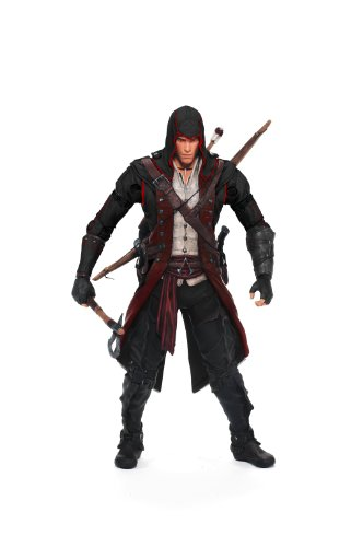 Variant Mcfarlane Toys - McFarlane Toys Assassin's Creed Connor Action Figure New York Outfit Variant