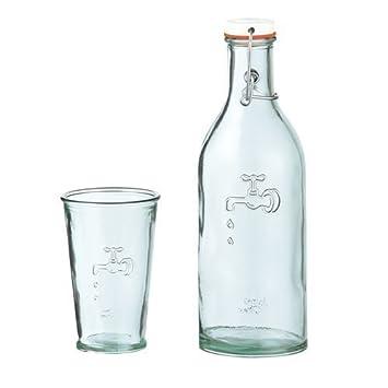 Amazon.com: Jamie Oliver – Jarra de agua con tapa de vidrio ...