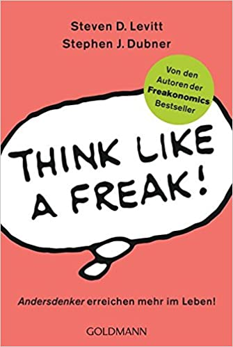 Think like a Freak ISBN-13 9783442158867