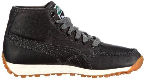 Puma fácil ala l mashup zapatilla 351502 para hombre Negro (Schwarz/Steel Grey)